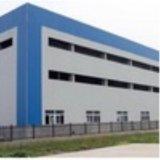 Estructura de acero sólido simple almacén prefabricados