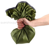 Polyester imperméable à l'eau d'OEM augmentant la couverture campante de sac à dos de sac