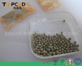 Perla desecante de arcilla mineral con paquete de papel Aihua