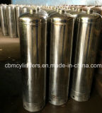 Gas-Zylinder des 79L Äthylenoxid-(C2H4O)