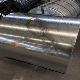 Material de construção de zinco médios quente da bobina de aço galvanizado