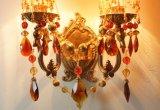 Lâmpada de parede de cristal do hotel Glittering europeu (MB0702-2)