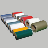 Coprire il lamiera galvanizzato sottilmente rivestito della parete della vernice di colore della lamiera di acciaio