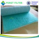 Fabrication de filtres de cabine de peinture de Forst
