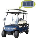 Vehículo utilitario para carrito de golf EEC con panel solar 4 + 2 asientos