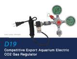 De concurrerende Regelgever van het Gas van Co2 van het Aquarium van de Uitvoer Elektrische