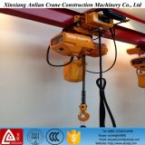 2 Tonne Electric Chain Hoist mit Electric Monorail Trolley