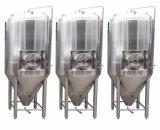 Het kegel Vergistende Systeem van het Bier van het Roestvrij staal voor Geel Bier (ace-fjg-070220)