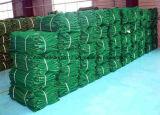 Uso di plastica di plastica della rete di sicurezza della costruzione del Windbreak Net/HDPE del PE per costruzione