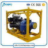 8 duim - Pomp van de Instructie van de Dieselmotor van de hoge Capaciteit de Zelf voor Vloed