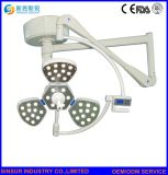 Petal Type Surgical Double Heads Shadowless LED Ceiling Operating Lamp