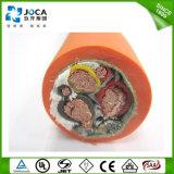 32AMP Cable de carga del vehículo eléctrico macho a macho IEC62196-2