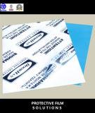 0.1mmのPEの保護フィルムのWthの青く多彩な水の基づいたアクリル