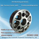 Personnalisé de haute précision en acier inoxydable pièces de rechange machine/l'usinage CNC
