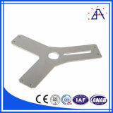 Profilo di alluminio competitivo per il dissipatore di calore con lavorare di CNC di precisione dell'OEM