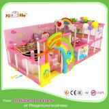 Bevloering van de Speelplaats van het Thema van het Suikergoed van Ce de Gediplomeerde Binnen voor het Hobbelpaard van Kinderen