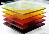 PC/UV 플라스틱 널 생산 또는 밀어남 또는 압출기 선