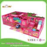 Европейский стандарт замок детей игровая площадка внутри оборудования en1176