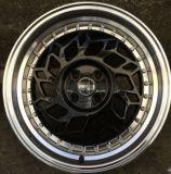 Roues de voiture Wci, alliage 4X4 roue avec haute résistance