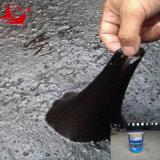 De nietgeneesbare Rubber Gewijzigde Vloeibare Deklaag/de Verf/het Membraan van het Weer van het Bitumen Bestand Waterdichte