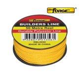 линия линия каменщиков 50m прочная Braided PP строителей для конструкции