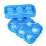Moule à la boule de glace en silicone