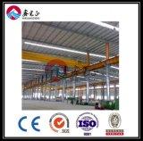 Structure en acier préfabriqués entrepôt (BYSS-011)