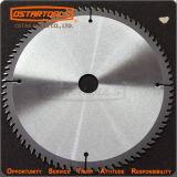 Le CTT circulaire d'extrémité de carbure de disque scie la lame