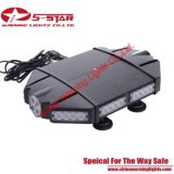 50cm Black Silver Case Police Firefighting LED Lightbar