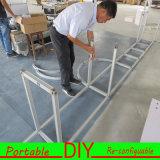 Модульная портативная алюминиевая будочка выставки торговой выставки
