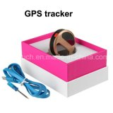 Mini perseguidor vendedor caliente del GPS de la dimensión de una variable redonda de la talla (T8S)