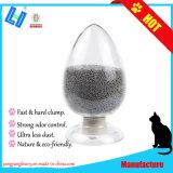 Lettiera attiva dell'animale domestico della bentonite del carbonio di forte controllo di odore