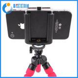 Suporte de telemóvel Monopod suporte flexível para câmera digital polvo