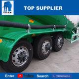 대륙간 탄도탄 차량 - 50t 큰 수용량 시멘트 창고 부피 시멘트 유조선 건조한 시멘트 트레일러 판매 파키스탄