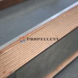 高熱の転送の効率のディーゼル機関の熱交換器として銅によってろう付けされる版の熱交換器