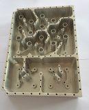 Pias de calor de cavidade de alumínio usadas em equipamentos de comunicação