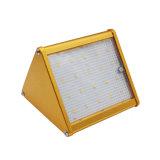 Indicatore luminoso di via solare esterno Integrated del giardino del LED con il sensore di movimento