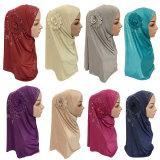 Senhoras islâmica lenço muçulmano Headwear Cabeça Hijab tampa interior Wrap Lenço Xale Ramadão Lenço Amira Árabe