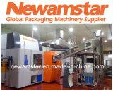 Les Boissons Gazeuses Machine de remplissage PET Newamstar