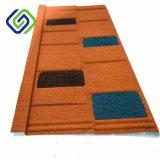 Плитка листа толя цветастого камня строительного материала виллы Китая Coated стальная