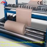 Pieza de papel espiral de la cortadora de la máquina Fq-1600 de la producción del tubo