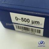 Typ nasses Schichtstärken-Anzeigeinstrument des Walzen-0~500um