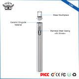 Portable 290mAh CH5 Slim Cbd Vaporizador de 0,5 ml del depósito de Cerámica E cigarrillo Vape Kit Pen