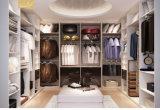 Шкаф мебели спальни самомоднейшей конструкции деревянный (V6-WS003)