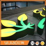 一等級3D Frontlit LEDの文字の印