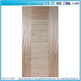 5 Панель управления природными Sapelli HDF двери кожи/ламината панели двери в мастерской