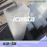 Icesta Easy Operating Block Ice Machine für Sale