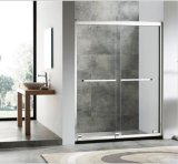 A venda por atacado 6 milímetros de vidro personalizou a cabine do chuveiro do banheiro