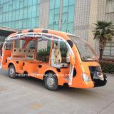 Bus turistico elettrico legale Rsg-122y della via