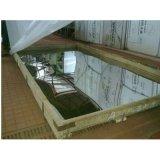 Feuille en acier inoxydable 304 SS de la plaque avec 8K Fini miroir pour la décoration